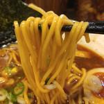 60380170 - 黄金煮玉子らーめん(麺)