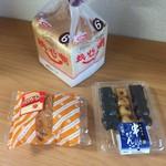 日糧製パン函館工場 売店 - 料理写真:これ全部で197円!(◎_◎;)