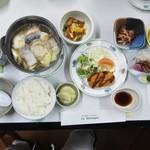 かなやま湖保養センター  - 料理写真:2016年12月