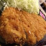 とんかつ はららき 円山店 -