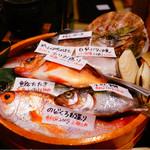 60386854 - 行商のお魚