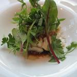 アルカナ 東京 - メイン:魚料理(真鱈のロースト)