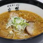 札幌ラーメン 武蔵 - 料理写真: