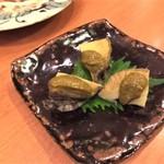 魚や きてれつ - 蟹味噌