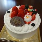60389380 - 苺デコレーション                       5号15cm ¥4,212