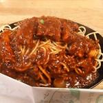 レストラン泉屋 - デミグラスソーススパカツ 旨ッ!
