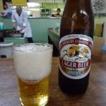 大衆酒場カネス - 「ビール(小)」
