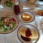 テラスレストラン - 朝食ビュッフェ