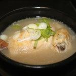 ペナムコル - 蔘鶏湯(サンゲタン)