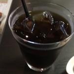 元町珈琲 - 水出しアイス珈琲 450円