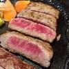 牛楽 - 料理写真:国産牛黒毛和種  亀岡牛ステーキランチ                           リブロース 130g