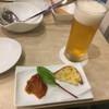 コーヴォ ウタヅ - 料理写真:ま、まずは一杯(*゚∀゚*)うひゃひゃ