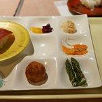 浅草橋ビアホール - 取り皿。
