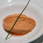 メゾン ルパン ミュラ - アミューズ:トマトのムース