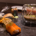 メゾン ルパン ミュラ - 秋の前菜~別角度その1