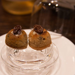メゾン ルパン ミュラ - レーズンとチーズの焼き菓子