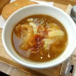 スープストックトーキョー - ゴッホの玉葱のスープ