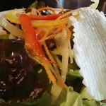 マザームーンカフェ - サラダ