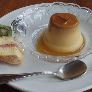 フェルヴェール - 料理写真:キャラメルカスタードプリン