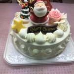 くるみや - 2016年我が家のクリスマスケーキはココ