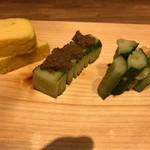 琉球料理 ぬちがふぅ - 自家製の味噌で、県産野菜を食べる。