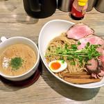 アノラーメン製作所 - Kani Soup ツケメン