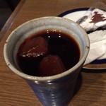 珈琲館 麗 - アイスコーヒー&ガトーショコラ☆。.:*・゜