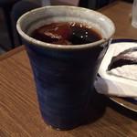 珈琲館 麗 - アイスコーヒー☆。.:*・゜