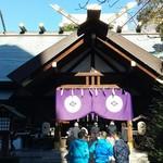 鳥茶屋 - 東京大神宮。