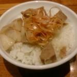 eiTo 8 - 焼豚丼ミニ