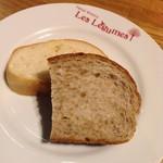 野菜ビストロ レギューム - 天然酵母パン