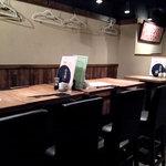 日本酒好房 - 店内の雰囲気