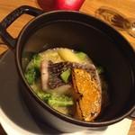 野菜ビストロ レギューム - クロムツのシュークルート