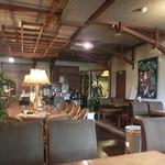 あらびかコーヒー - 店内