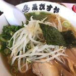 東京おぎくぼラーメン ゑびすや - 料理写真:ランチの醤油ラーメン、自分には少し薄く感じた