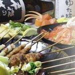 ゆた坊 - 【おまかせ宴会コース】飲み放題付 お一人様 3500円~ お問い合わせ下さい。