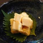 浅草うな鐵 - チーズ味噌漬け