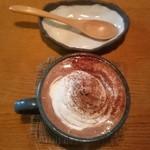 Cafe風和 - ホットココア