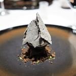 ラチュレ - チョコレート・フォアグラ・トリュフを使ったパルフェ