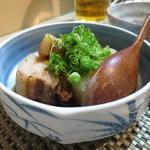 よし春 - 豚の角煮