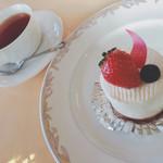 ボワサン - レアチーズケーキと紅茶H28.12