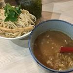 風天 - 濃厚煮干つけ麺