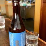 氷見魚市場食堂 海寶 - 冷酒
