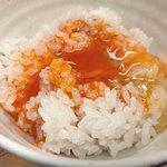 ゆうすけ - 玉子かけご飯