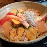 60418161 - 海女の海鮮丼
