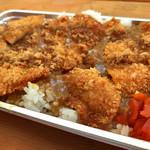 軽食エイ - カツカレー ¥350
