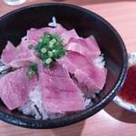 60418690 - 炙り大トロ丼1490円