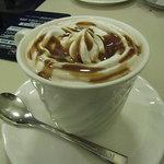 喫茶室ルノアール - キャラメルホイップココア