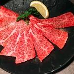 焼肉ホルモン せがれ - 上塩カルビ