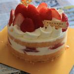 ファウンドリー - 2016年のクリスマスケーキ(小)